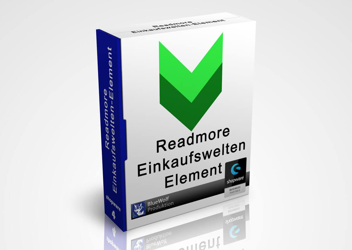Readmore Einkaufswelten Element