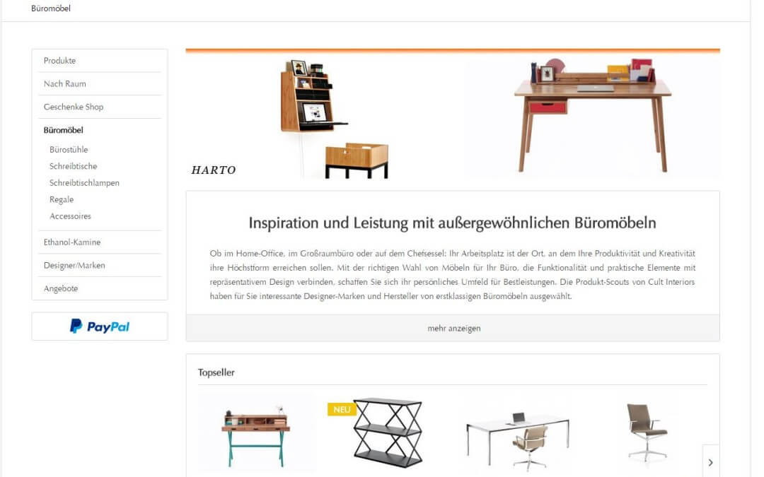 Readmore-Text Plugin für Shopware 5 Kategorietexte